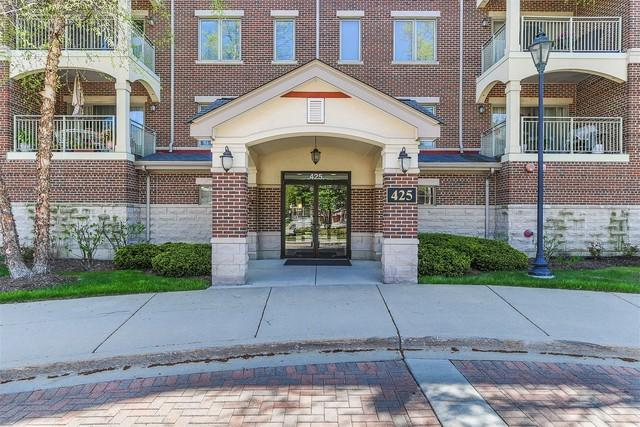 425 Village Green #208, Lincolnshire, IL 60069 (MLS #10380843) :: Helen Oliveri Real Estate
