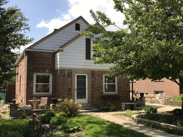 6360 S Leclaire Avenue, Chicago, IL 60638 (MLS #10381137) :: Century 21 Affiliated