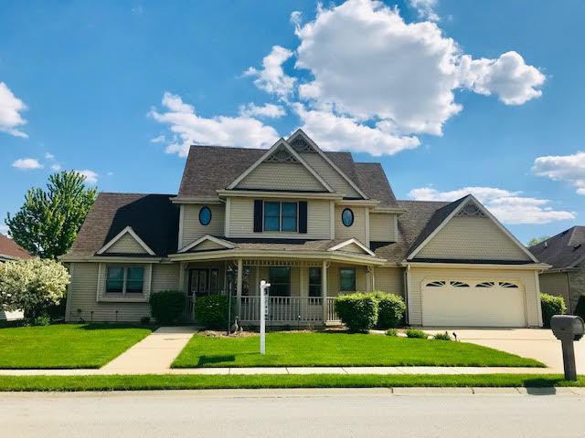 350 W Eighth Street, Manteno, IL 60950 (MLS #10381259) :: Touchstone Group