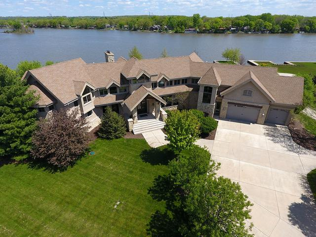 8690 Bass Island Drive, Wilmington, IL 60481 (MLS #10381269) :: Century 21 Affiliated
