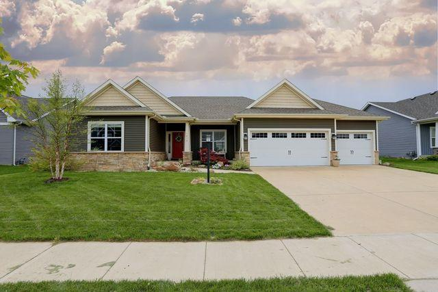 1213 Morningside Lane, Mahomet, IL 61853 (MLS #10381312) :: Ryan Dallas Real Estate