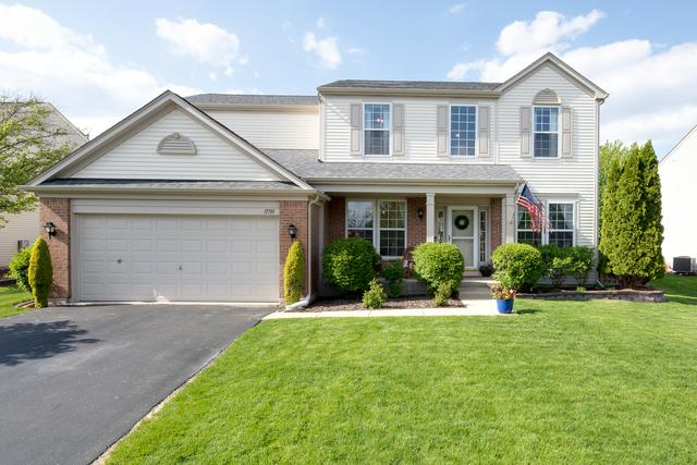 11710 Presley Circle, Plainfield, IL 60585 (MLS #10381364) :: Berkshire Hathaway HomeServices Snyder Real Estate