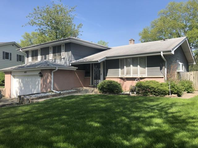 1633 Imperial Drive, Glenview, IL 60026 (MLS #10381367) :: Property Consultants Realty