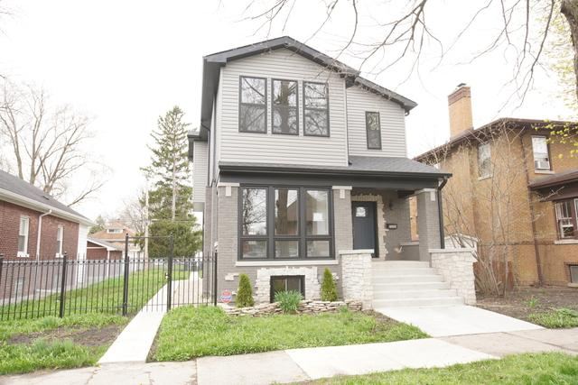 9606 S Damen Avenue, Chicago, IL 60643 (MLS #10381383) :: The Mattz Mega Group