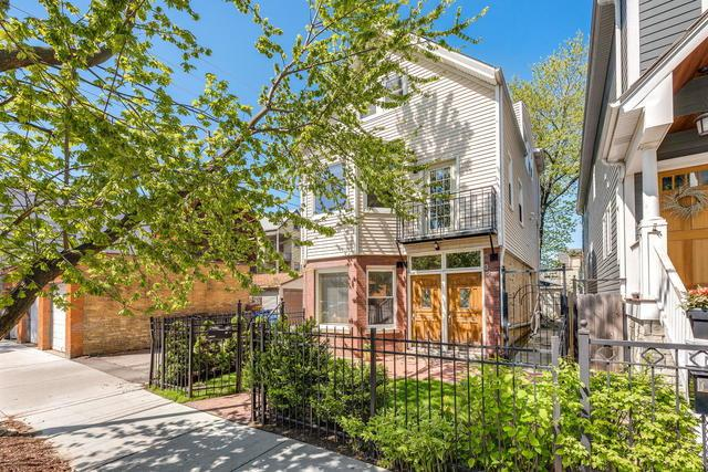 3214 N Leavitt Street, Chicago, IL 60618 (MLS #10381396) :: Berkshire Hathaway HomeServices Snyder Real Estate