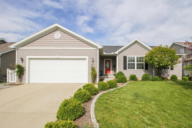 2201 Emory Lane, Normal, IL 61761 (MLS #10381505) :: Berkshire Hathaway HomeServices Snyder Real Estate