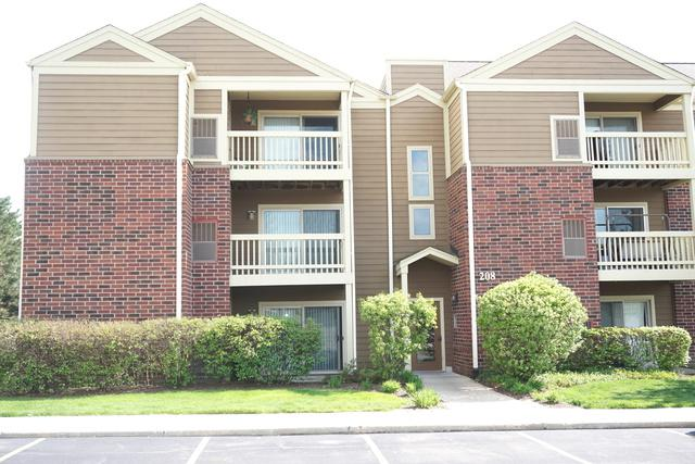 208 Glengarry Drive #101, Bloomingdale, IL 60108 (MLS #10381549) :: Century 21 Affiliated