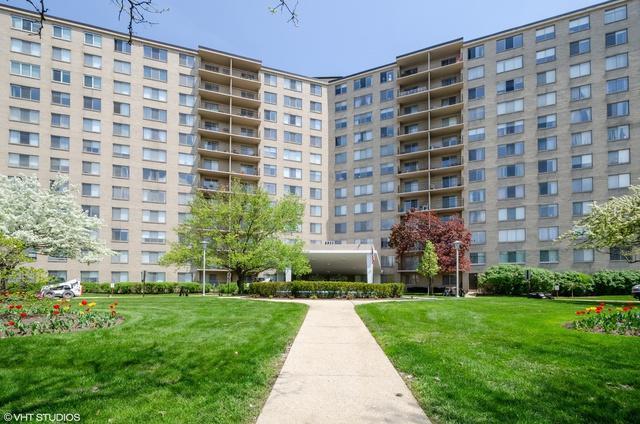 6933 N Kedzie Avenue #705, Chicago, IL 60645 (MLS #10381591) :: Century 21 Affiliated