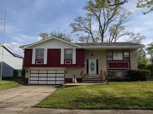 3607 Laurel Lane, Hazel Crest, IL 60429 (MLS #10381593) :: Property Consultants Realty