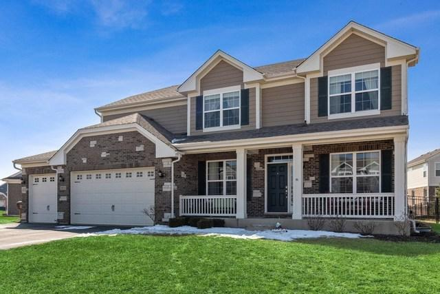 2023 Brandon Hill Road, New Lenox, IL 60451 (MLS #10381667) :: Berkshire Hathaway HomeServices Snyder Real Estate