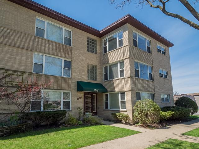 1540 Park Avenue 3D, River Forest, IL 60305 (MLS #10381713) :: Berkshire Hathaway HomeServices Snyder Real Estate