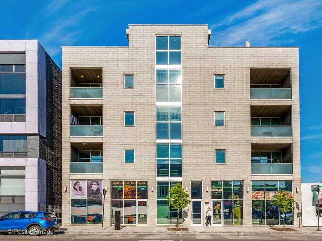 815 N Ashland Avenue 4N, Chicago, IL 60622 (MLS #10381769) :: Berkshire Hathaway HomeServices Snyder Real Estate