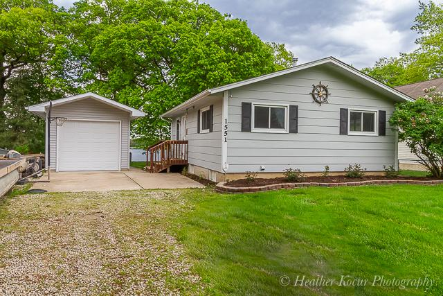 1551 Lake Holiday Drive, Lake Holiday, IL 60548 (MLS #10381791) :: Berkshire Hathaway HomeServices Snyder Real Estate