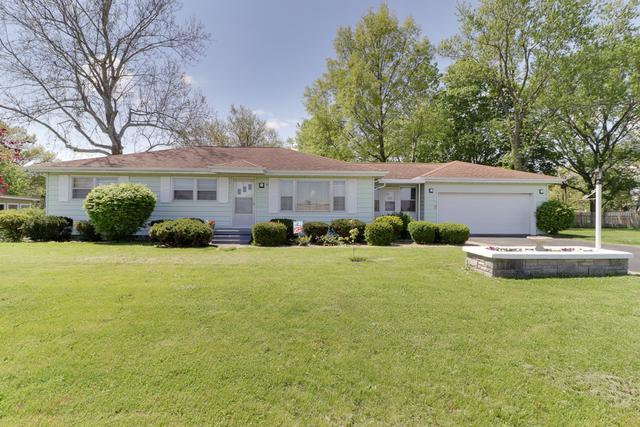 316 W Oak Street, HEYWORTH, IL 61745 (MLS #10381831) :: Berkshire Hathaway HomeServices Snyder Real Estate