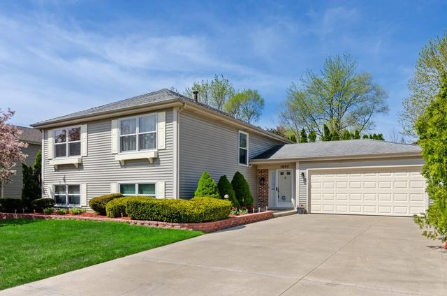 1605 Coral Reef Way, Lake Zurich, IL 60047 (MLS #10381905) :: Berkshire Hathaway HomeServices Snyder Real Estate