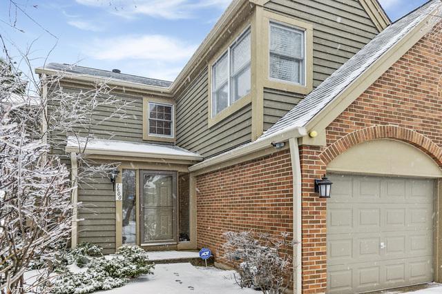 1600 Aberdeen Court #0, Naperville, IL 60564 (MLS #10382165) :: Berkshire Hathaway HomeServices Snyder Real Estate