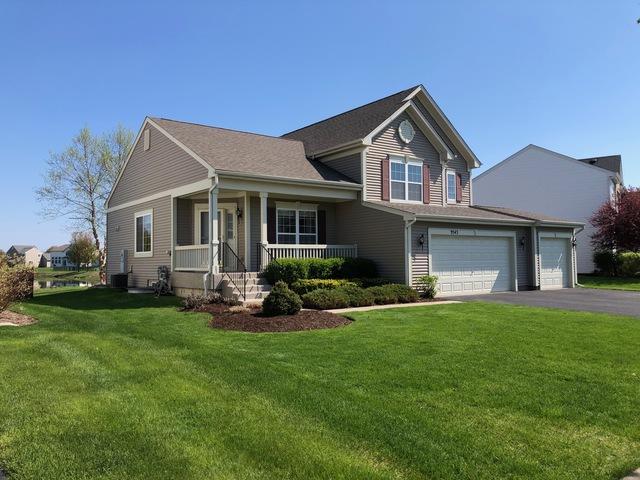 9543 Bristol Lane, Huntley, IL 60142 (MLS #10382172) :: Berkshire Hathaway HomeServices Snyder Real Estate