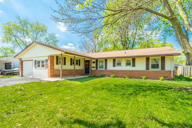 570 Sycamore Drive, Elk Grove Village, IL 60007 (MLS #10382190) :: Berkshire Hathaway HomeServices Snyder Real Estate