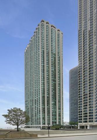 195 N Harbor Drive #2401, Chicago, IL 60601 (MLS #10382217) :: Century 21 Affiliated