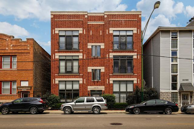 3057 N Clybourn Avenue 3S, Chicago, IL 60618 (MLS #10382304) :: Berkshire Hathaway HomeServices Snyder Real Estate