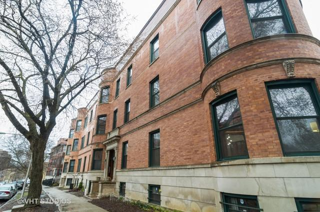 1433 W Leland Avenue 1W, Chicago, IL 60640 (MLS #10382319) :: Century 21 Affiliated