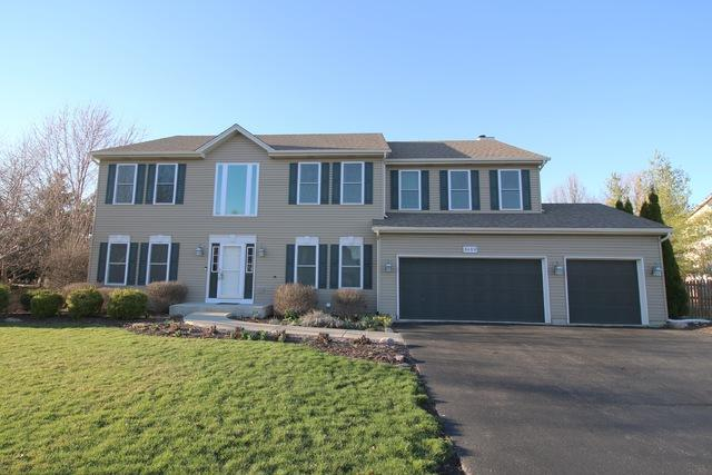 3610 Wintergreen Terrace, Algonquin, IL 60102 (MLS #10382347) :: Berkshire Hathaway HomeServices Snyder Real Estate