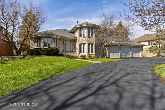 7319 Southwick Drive, Frankfort, IL 60423 (MLS #10382356) :: Berkshire Hathaway HomeServices Snyder Real Estate