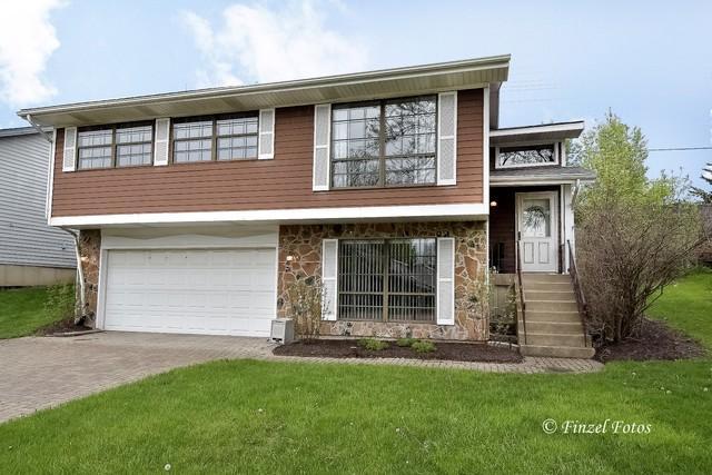 1596 Brookside Drive, Hoffman Estates, IL 60194 (MLS #10382388) :: Berkshire Hathaway HomeServices Snyder Real Estate