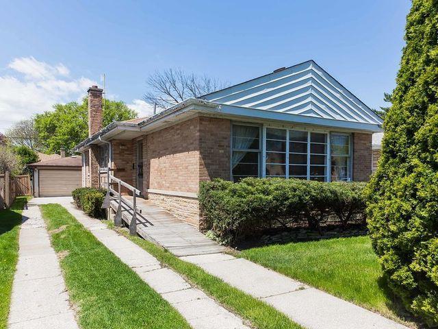 7220 N Olcott Avenue, Chicago, IL 60631 (MLS #10382473) :: Century 21 Affiliated