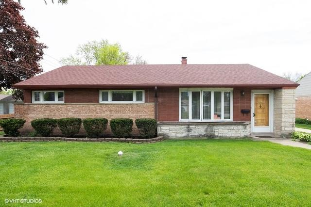 871 Oakwood Court, Des Plaines, IL 60016 (MLS #10382521) :: Berkshire Hathaway HomeServices Snyder Real Estate