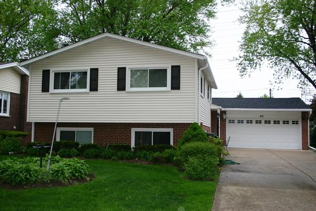 40 W Kathleen Drive, Des Plaines, IL 60016 (MLS #10382532) :: Berkshire Hathaway HomeServices Snyder Real Estate