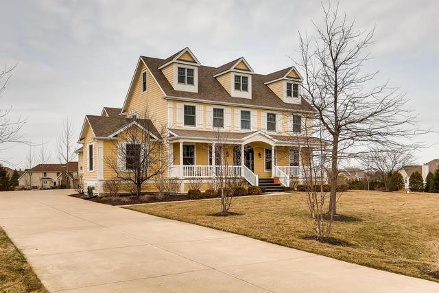 5695 Schmidt Lane, Yorkville, IL 60560 (MLS #10382544) :: Berkshire Hathaway HomeServices Snyder Real Estate