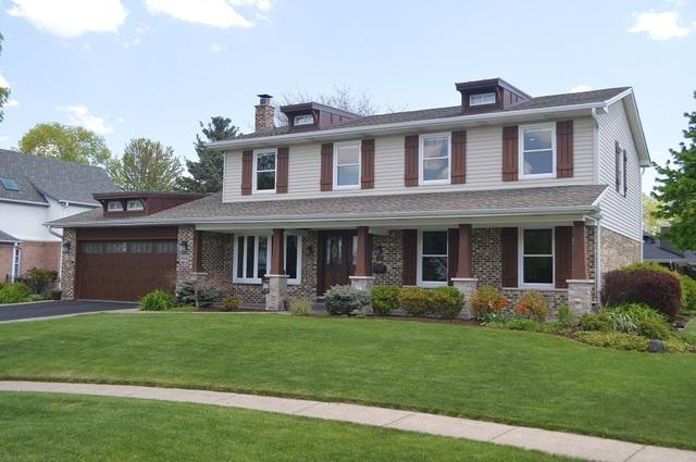 665 Fairfield Avenue, Elk Grove Village, IL 60007 (MLS #10382574) :: Berkshire Hathaway HomeServices Snyder Real Estate