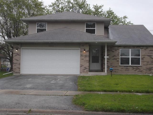 15929 Marshfield Avenue, Harvey, IL 60426 (MLS #10382575) :: Century 21 Affiliated