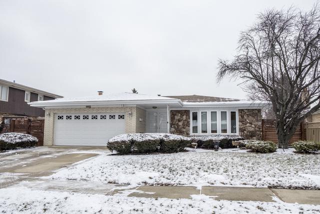 11112 Wakefield Street, Westchester, IL 60154 (MLS #10382605) :: Berkshire Hathaway HomeServices Snyder Real Estate