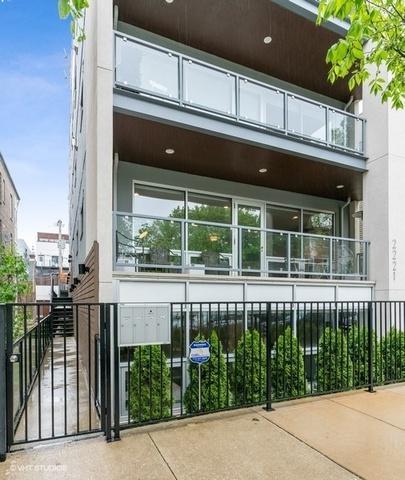 2221 N Leavitt Street #1, Chicago, IL 60647 (MLS #10382613) :: Berkshire Hathaway HomeServices Snyder Real Estate