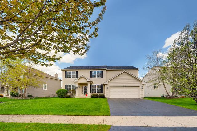 9492 Inverness Drive, Huntley, IL 60142 (MLS #10382735) :: Berkshire Hathaway HomeServices Snyder Real Estate