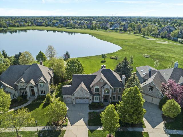 3635 White Eagle Drive, Naperville, IL 60564 (MLS #10382749) :: Berkshire Hathaway HomeServices Snyder Real Estate