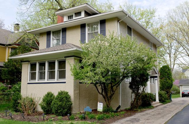 727 Thatcher Avenue, River Forest, IL 60305 (MLS #10382768) :: Berkshire Hathaway HomeServices Snyder Real Estate