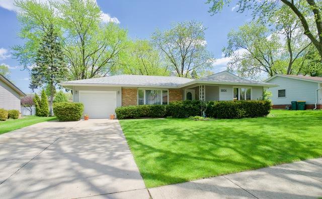 1101 Cedar Lane, Elk Grove Village, IL 60007 (MLS #10382820) :: Berkshire Hathaway HomeServices Snyder Real Estate