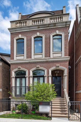 2230 W Medill Avenue, Chicago, IL 60647 (MLS #10382822) :: Berkshire Hathaway HomeServices Snyder Real Estate