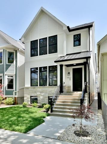 4823 N Seeley Avenue, Chicago, IL 60625 (MLS #10382872) :: Century 21 Affiliated