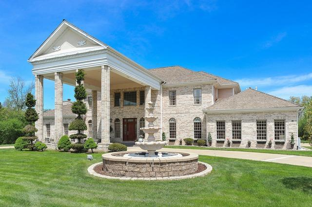406 Oak Brook Road, Oak Brook, IL 60523 (MLS #10382908) :: Berkshire Hathaway HomeServices Snyder Real Estate