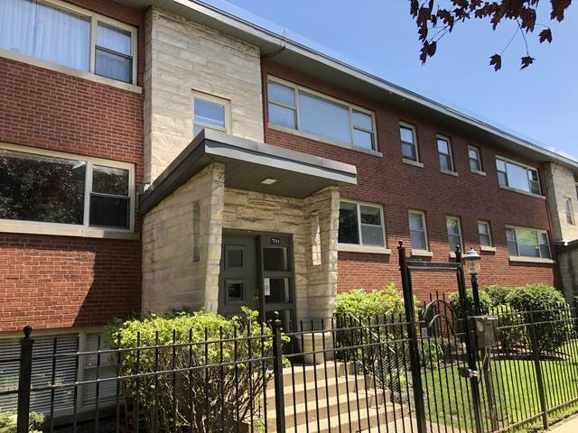7511 N Damen Avenue C2, Chicago, IL 60645 (MLS #10382911) :: Century 21 Affiliated