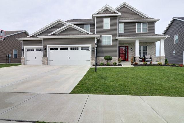 1413 Fieldstone Drive, Savoy, IL 61874 (MLS #10382917) :: Ani Real Estate