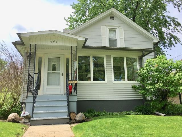 645 1st Avenue, Ottawa, IL 61350 (MLS #10382929) :: Berkshire Hathaway HomeServices Snyder Real Estate