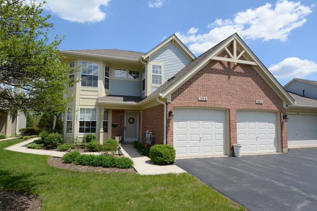 508 Pembrook Court S B, Crystal Lake, IL 60014 (MLS #10382940) :: Berkshire Hathaway HomeServices Snyder Real Estate