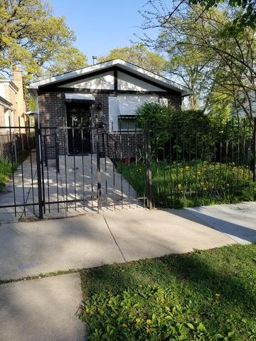 11719 S Church Street, Chicago, IL 60643 (MLS #10382976) :: Century 21 Affiliated