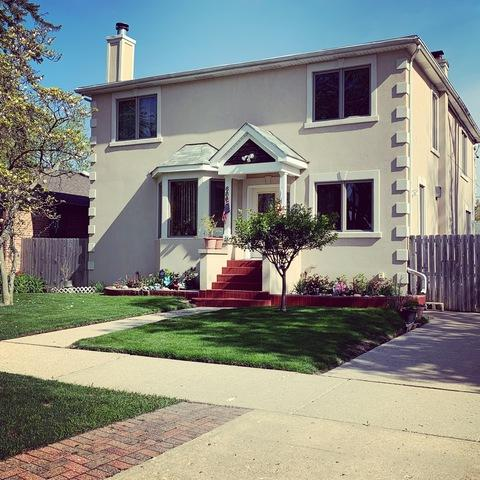 6862 Church Street, Morton Grove, IL 60053 (MLS #10382998) :: Berkshire Hathaway HomeServices Snyder Real Estate
