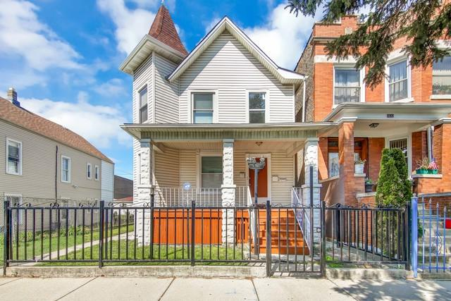 3034 S Tripp Avenue, Chicago, IL 60623 (MLS #10383052) :: Century 21 Affiliated